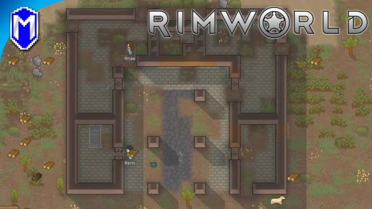 Claiming A Base For Our Very Own In RimWorld – Modded Let's Play Ep 1
