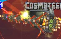 MISSILES! Long Range EMP Missiles – Mixer – Let's Play Cosmoteer Gameplay Ep 2