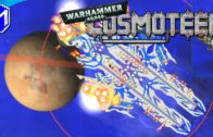 Cosmoteer – Losses Are Acceptable. Failure Is Not – Let's Play Cosmoteer Warhammer 40K Mod Ep 4