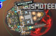 Cosmoteer – Only In Death Does Duty End – Let's Play Cosmoteer Warhammer 40K Mod Ep 3