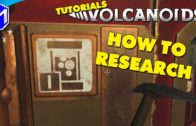 How To Research, Getting The Destroyed Research Module T1 – Volcanoids How To Guides And Tutorials