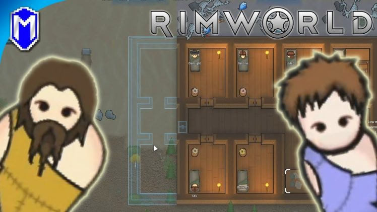 RimWorld – Getting A New Recruit, Making More Room – RimWorld Mods Gameplay Ep 7