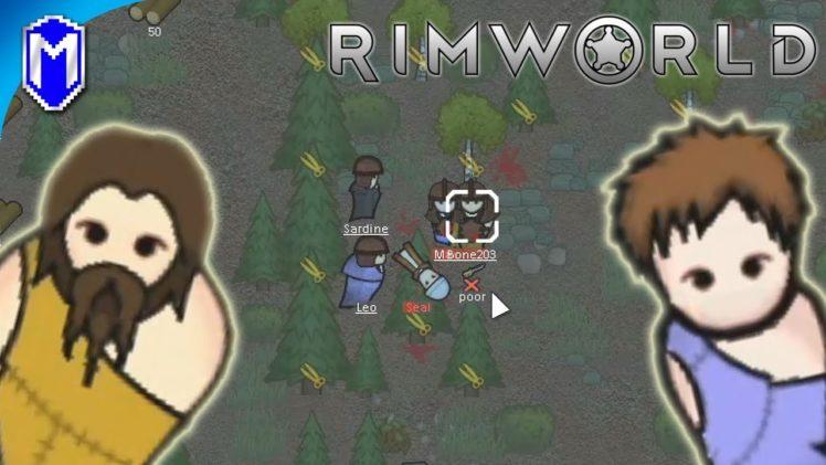 RimWorld – Hippity Hoppity You're Now My Property – RimWorld Mods Gameplay Ep 6