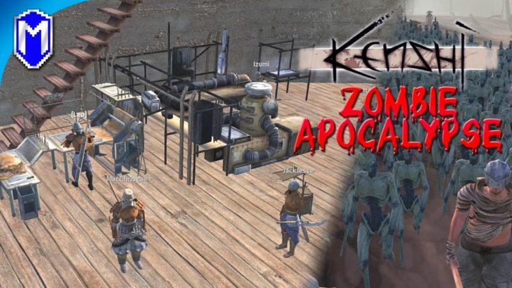 Buying A New Big House – Kenshi Zombie Apocalypse Ep 26