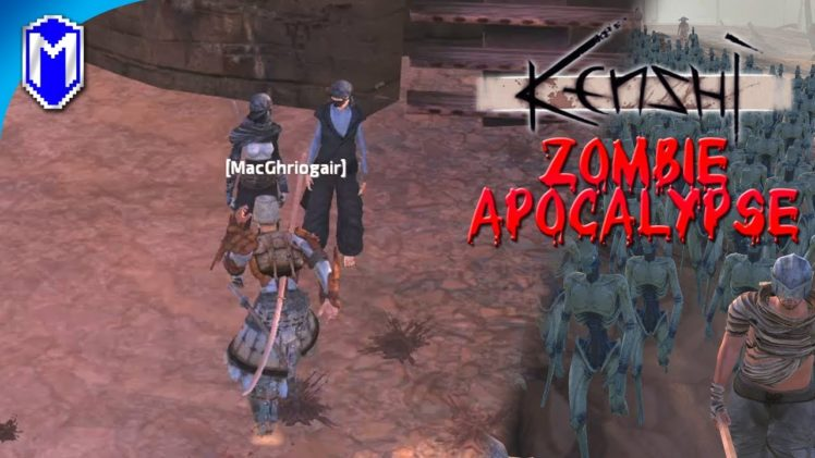Exploring The New Hub And Making Allies With The Shinobi Thieves – Kenshi Zombie Apocalypse Ep 30
