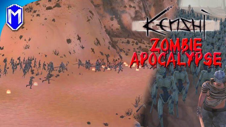 Holy Nation Skeletons, Bringing Our Skeletons Back Home – Kenshi Zombie Apocalypse Ep 27