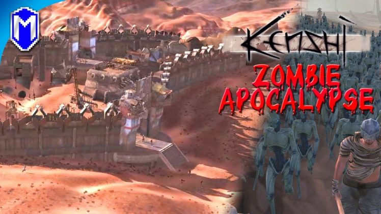 Making It To The New And Improved Hub – Kenshi Zombie Apocalypse Ep 29