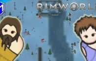 RimWorld – Surviving The Winter Raids – RimWorld Mods Gameplay Ep 11