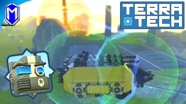 TerraTech – Charlie Watchtower And Bomber Command, New Missions – Let's Play/Gameplay 2020