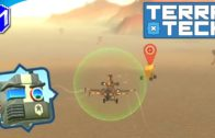 TerraTech – A Hover Tank, Building Our Attack Hovercraft – Let's Play/Gameplay 2020
