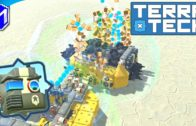 TerraTech – Resource Haulers, Building A Resource Hauling Tank – Let's Play/Gameplay 2020