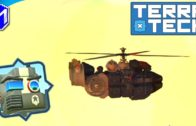 TerraTech – Scouting With Our Chubby Little Helicopter – Let's Play/Gameplay 2020