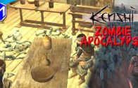 Turning Zombies Into Leather, Skinning Zombies – Kenshi Zombie Apocalypse Ep 33