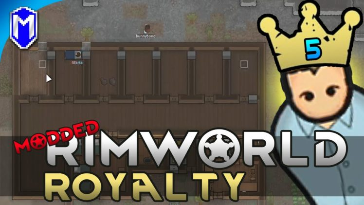 RimWorld Royalty DLC – Building Proper Bedrooms For Our Colonists – Modded Let's Play/Gameplay 2020