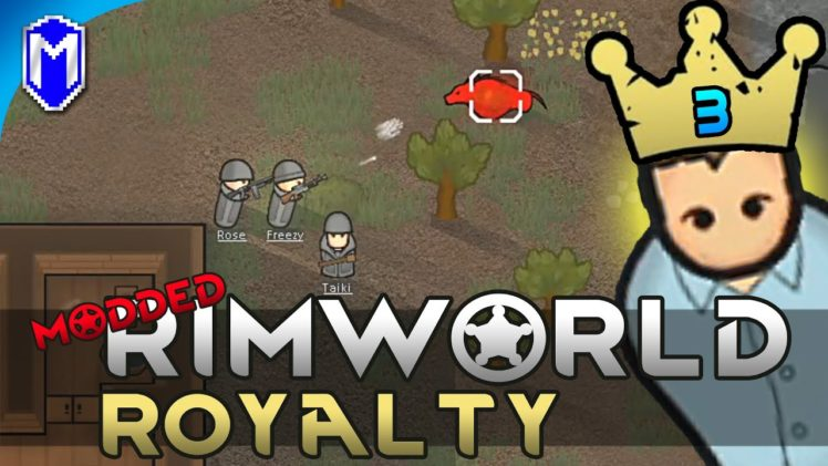 RimWorld Royalty DLC – Make Way For The Emperor's Guard! – Modded Let's Play/Gameplay 2020