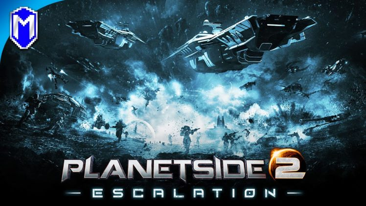 Save The Children Charity Live Stream – PlanetSide 2: Escalation Update – PlanetSide 2 Gameplay 2020