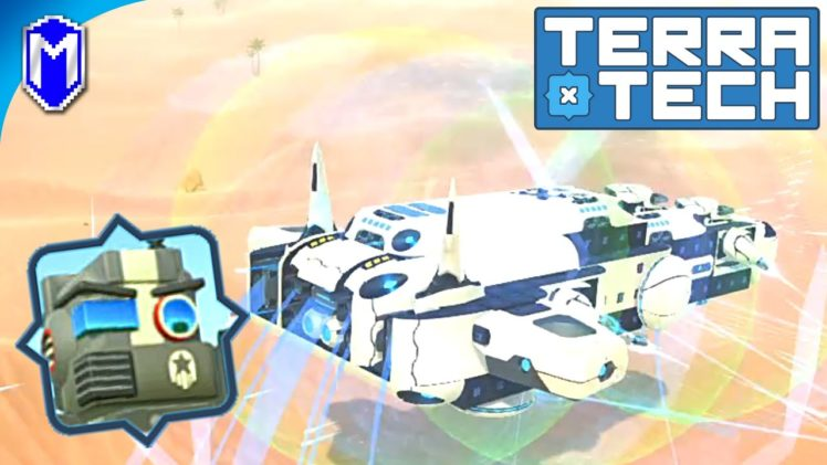 TerraTech – Upgrading The Booty And Dragging My Ball – Let's Play/Gameplay 2020