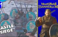 M&B 2 – Mercenary Work, Castle Siege – Mount And Blade 2 Bannerlord Campaign