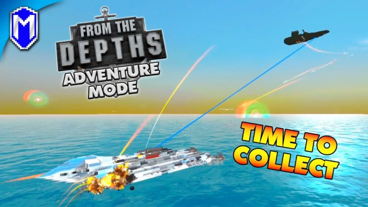 From The Depths – It's Time To Collect – FTD Adventure Mode