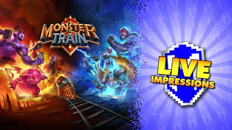 MONSTER TRAIN – All Aboard, Next Stop Hell – Live Impressions