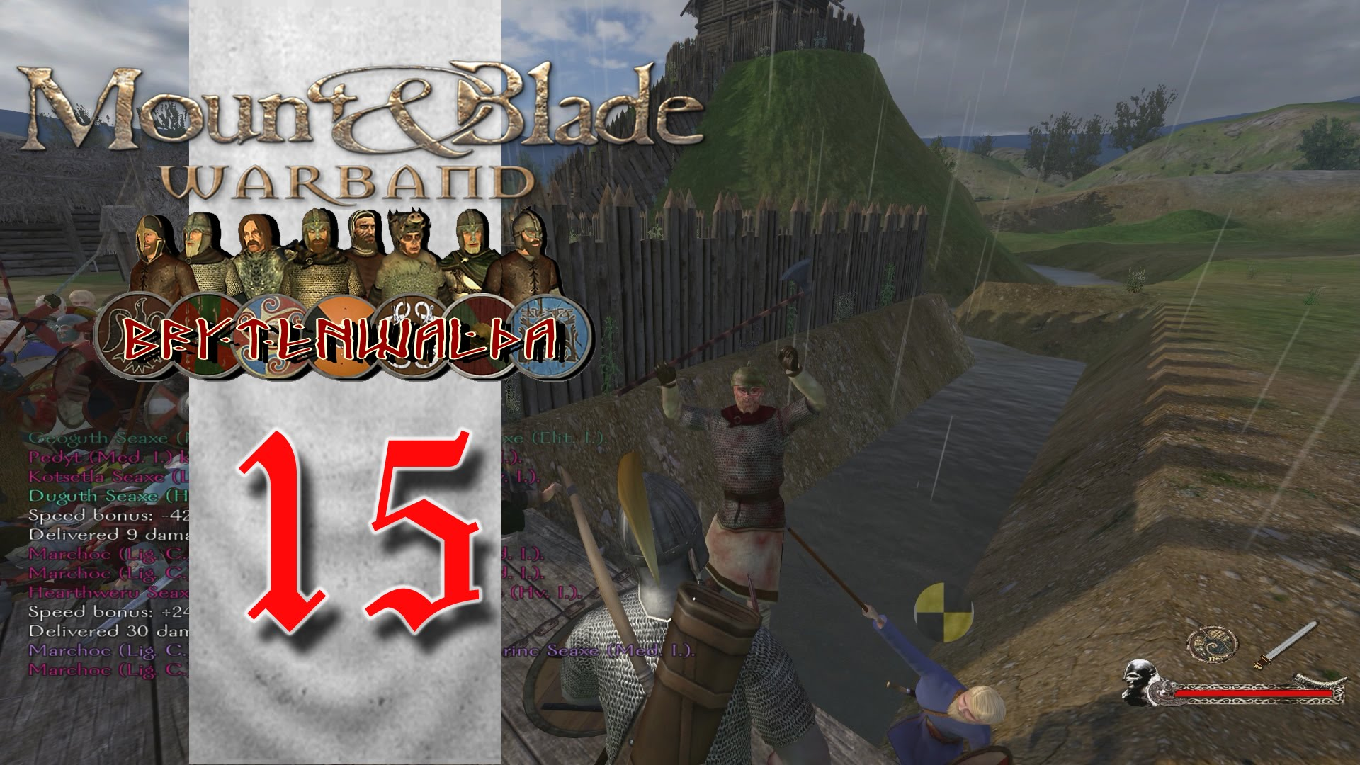 good mount and blade warband mods