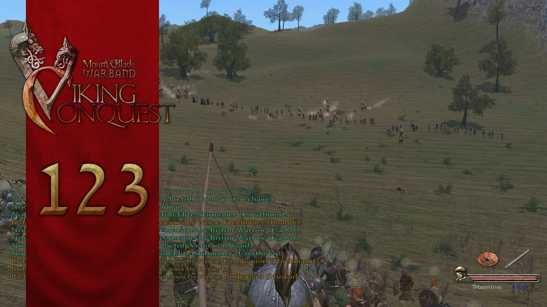 Mount and Blade: Warband DLC – Viking Conquest (Let's Play