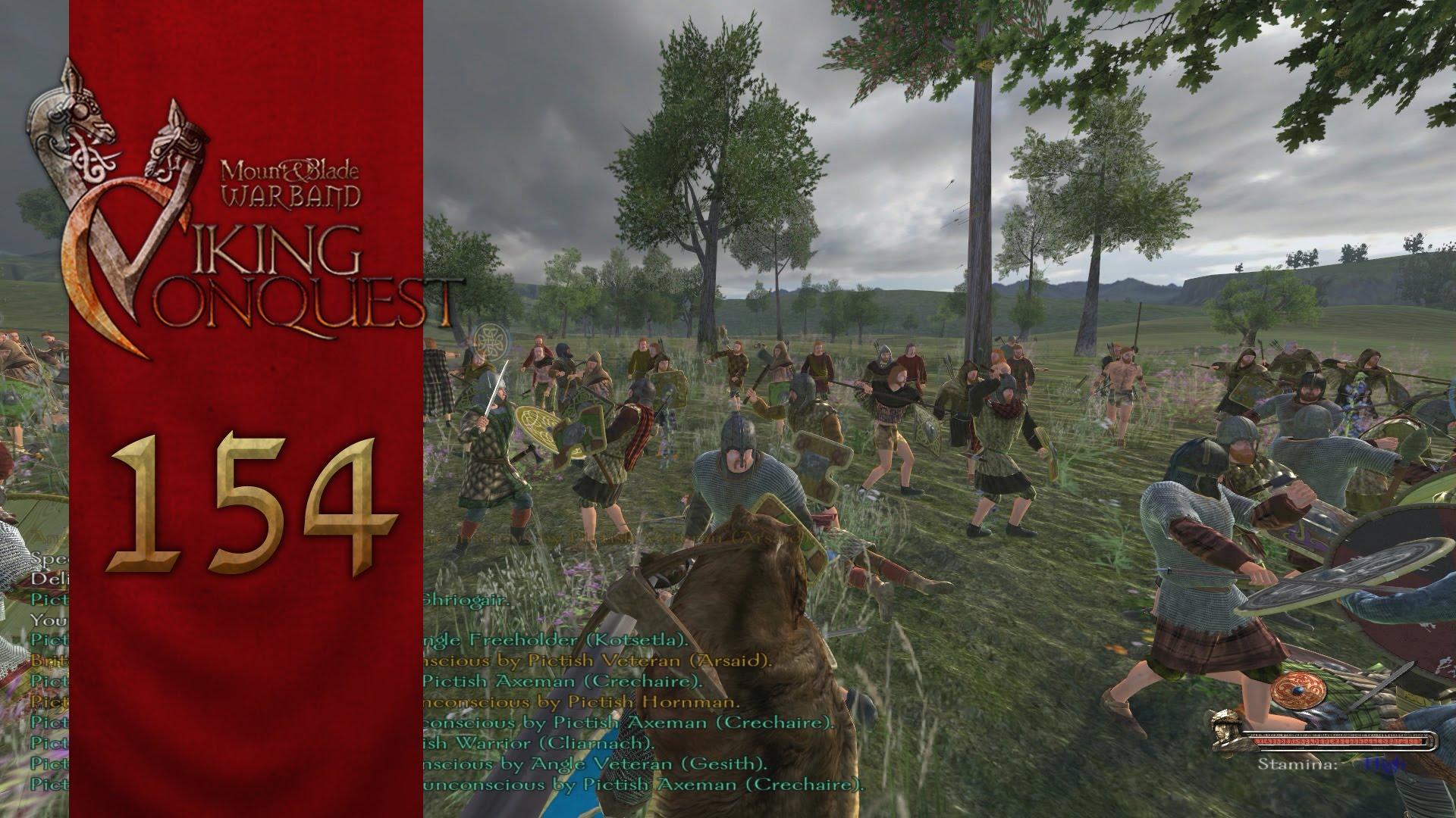 mount and blade warband dlc viking