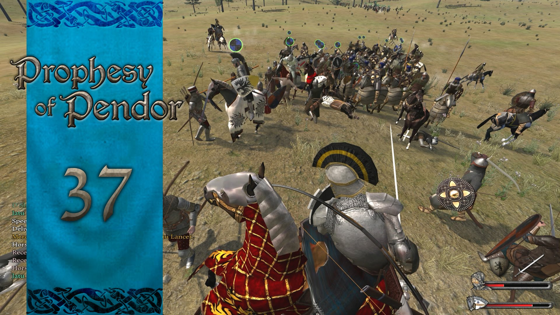 Let's Play Mount & Blade: Warband Gameplay Part 1 (FIVE ...