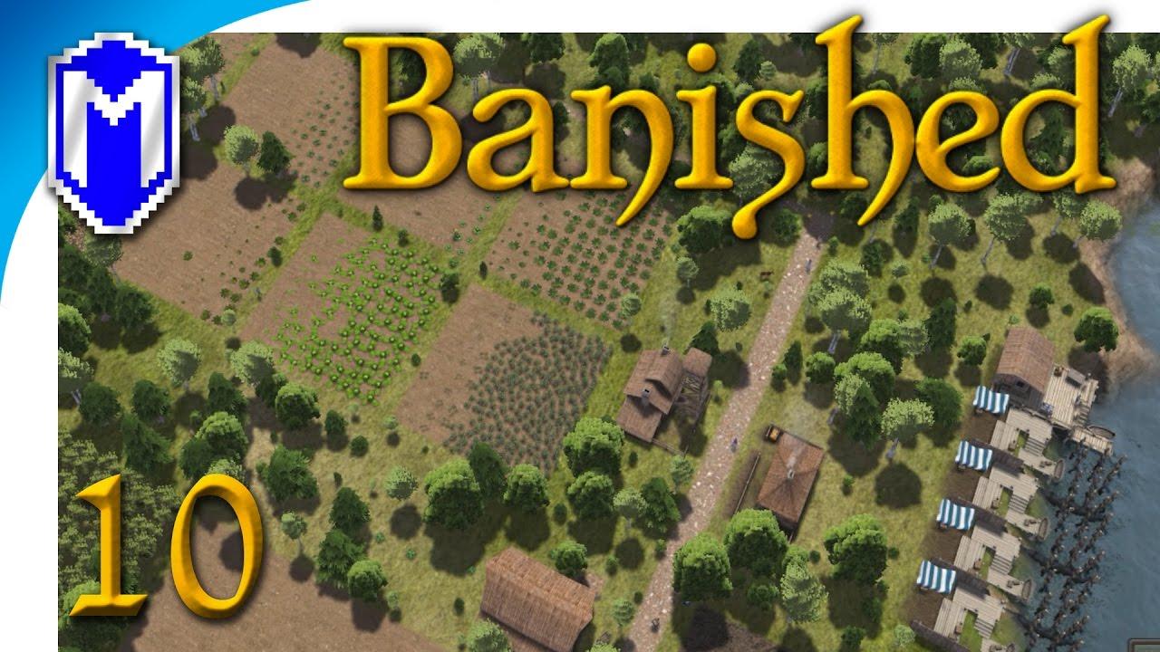 Banished Crop Field Not Working - Field Wallpaper HD 2018