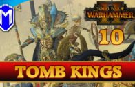 MANUALLY FIRING THE CATAPULT – Let's Play Total War Warhammer 2 Tomb
