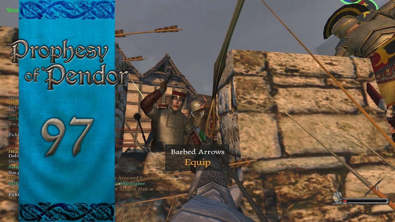 Let's Play Mount and Blade: Warband A Clash Of Kings