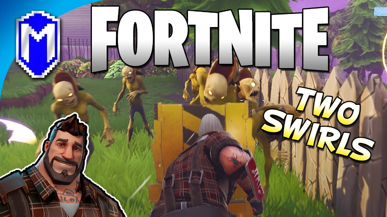 two swirls completing fight category 2 storm let s play fortnite save the world gameplay ep 2 - save the world youtube fortnite